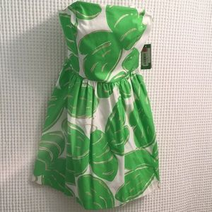 NWT Lilly Pulitzer Fit and Flare Skater Dress